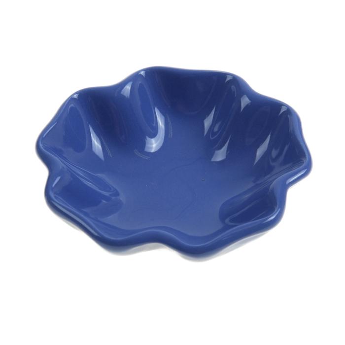 "Миска для снэков 160 мл ""Летиция"", 13 см, цвет синий"