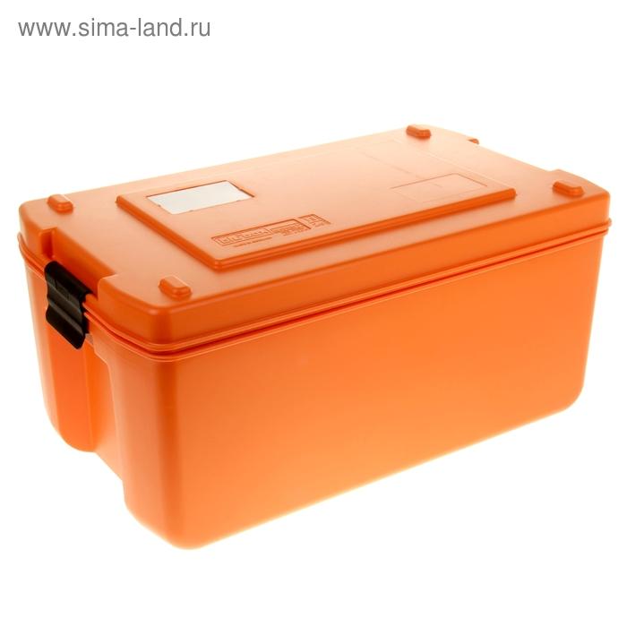 """Термоконтейнер """"Блубокс 26 смарт эко"""", оранжевый"""
