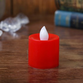 "Led candle ""Romantic"", 2 colors"