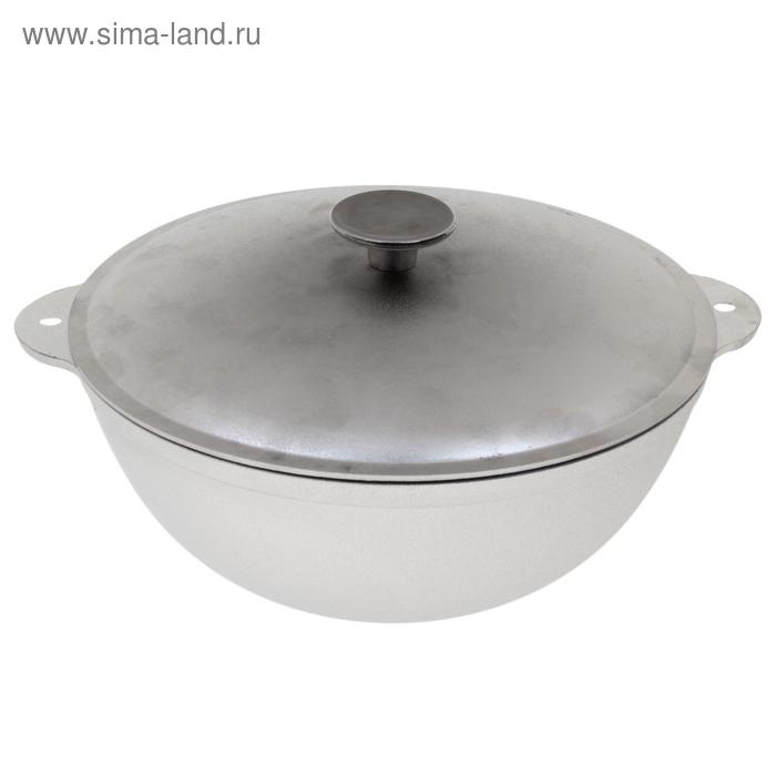 Казан татарский 4 л с крышкой