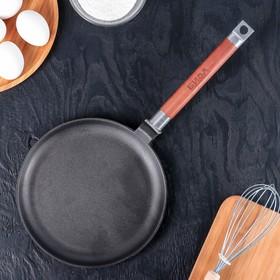 Сковорода для блинов 22 см со съемной ручкой