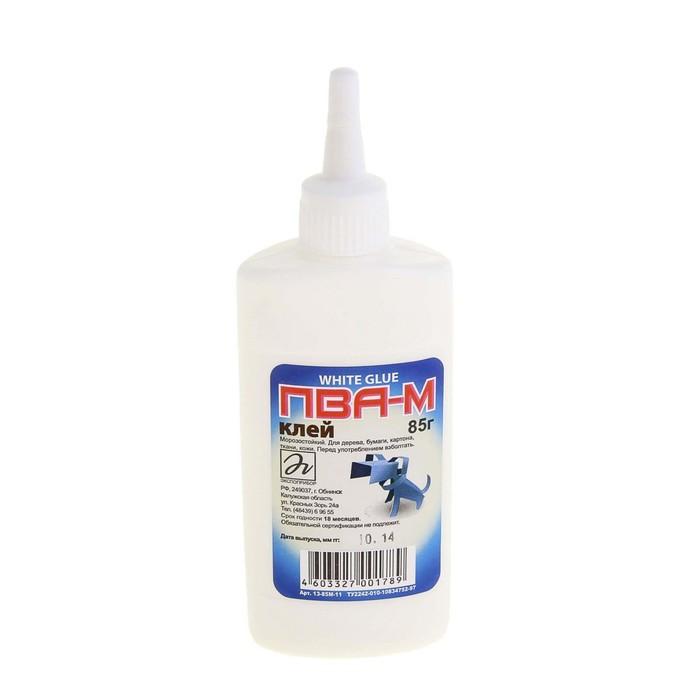 Клей ПВА-М 85 г Экспоприбор 13-85М-11