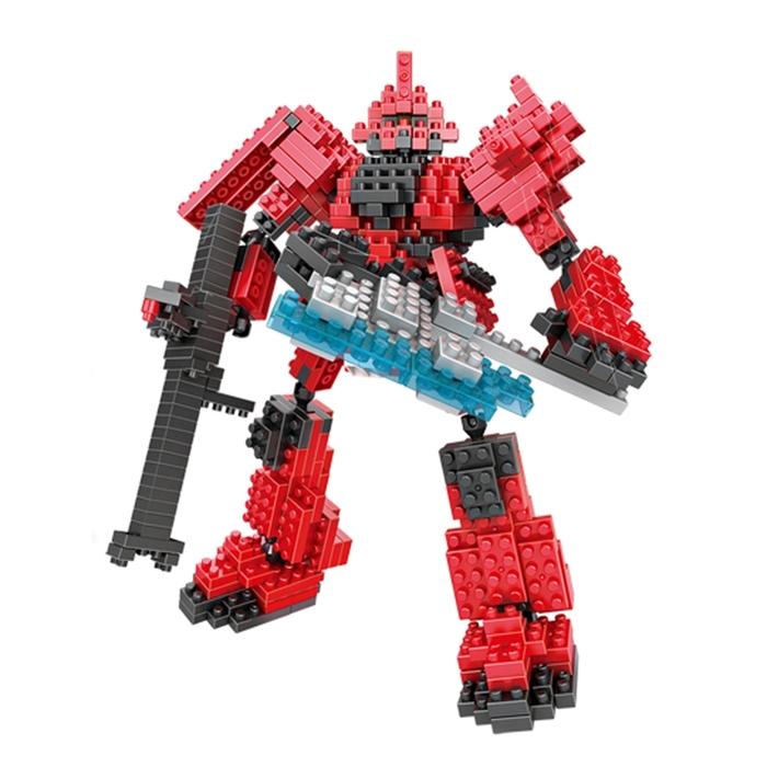 Конструктор «Робот Разрушитель», 479 деталей, в пакете