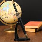 """Сувенирный клинок на подставке """"За веру и верность"""" 32 х 13 х 6,7 см"""