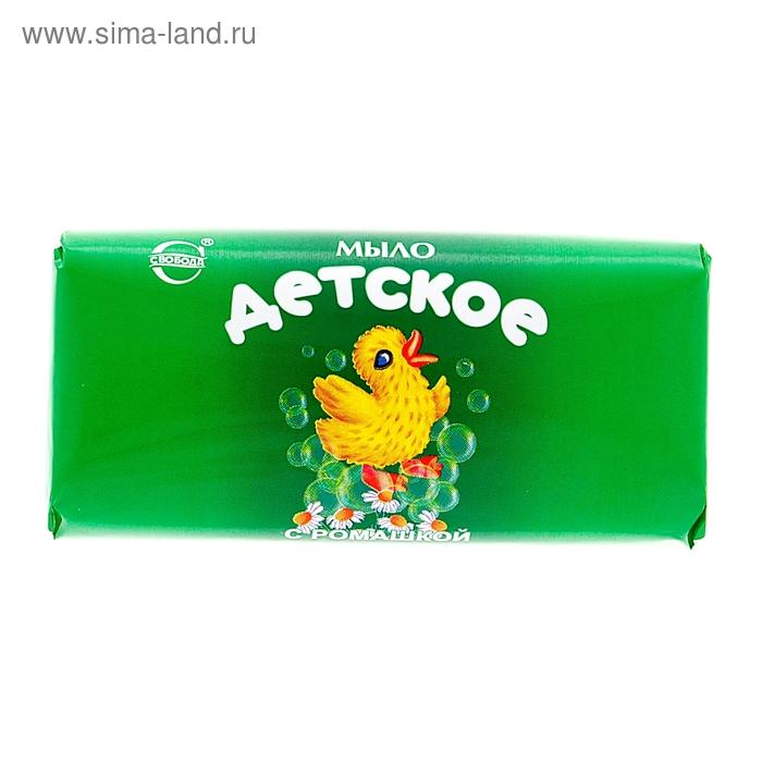 """Мыло """"Детское"""" с экстрактом ромашки, 100 гр."""
