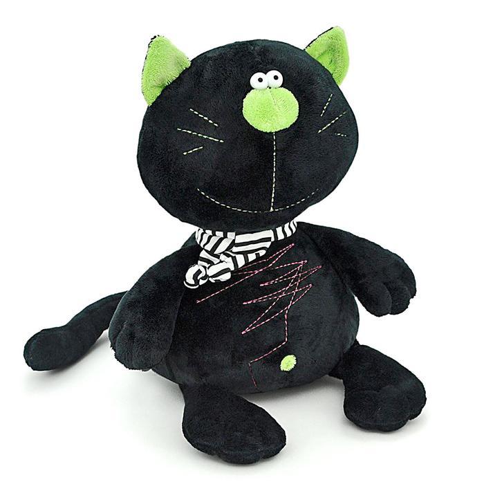 Мягкая игрушка «Кот Батон», цвета МИКС - фото 726733233