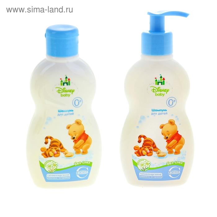 Шампунь детский с экстрактом ромашки Disney Baby без слез 0+, 250 мл