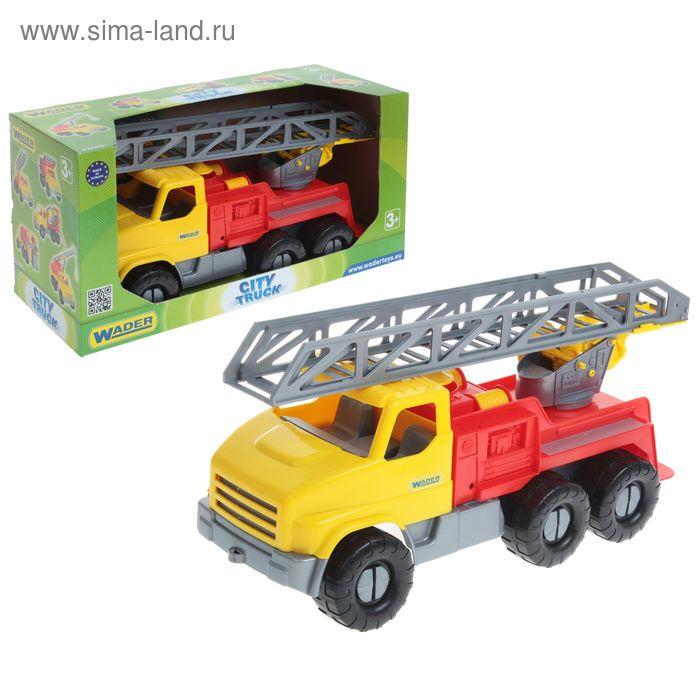 Автомобиль City Truck, МИКС