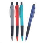 Ручка шариковая, автоматическая, 0.5 мм, с резиновым держателем, «Классика», стержень синий, МИКС