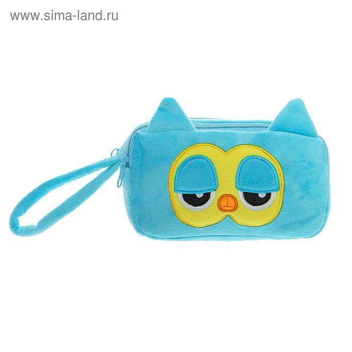 "Мягкая сумка ""Совенок"", цвета МИКС"