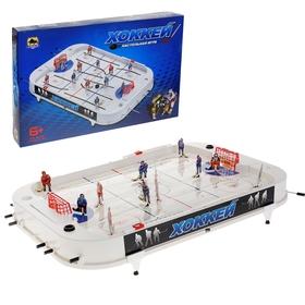 Настольный хоккей «Матч», плоские игроки