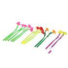 Ручка шариковая-прикол Цветы-Калы МИКС