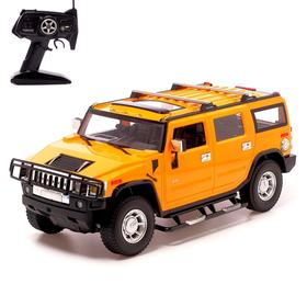 Радиоуправляемая машина Hummer H2, масштаб 1:10