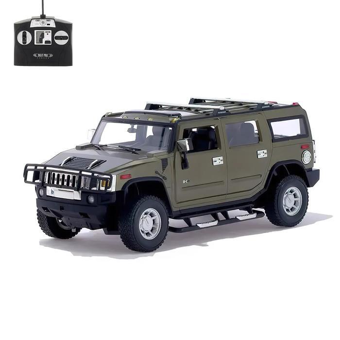 Машина на радиоуправлении Hummer H2, масштаб 1:14