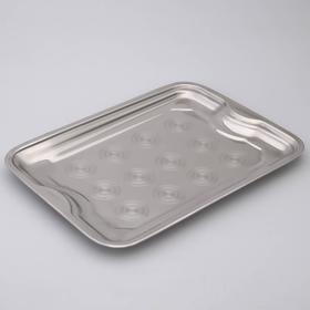 The rectangular tray 30x40 cm