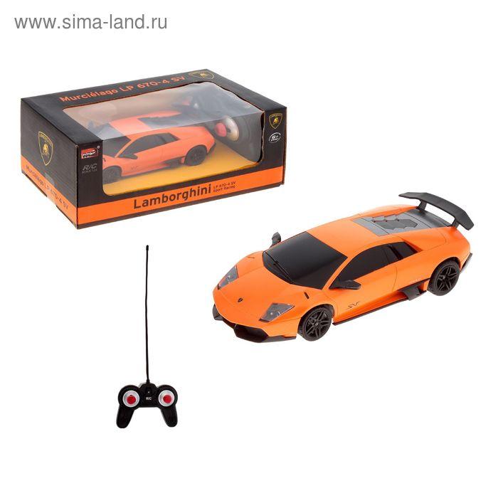 Машина на радиоуправлении Lamborghini Murcielago, масштаб 1:24