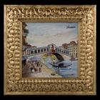 """Картина керамическая """"Венеция. Мост Риальто"""" - фото 1586174"""