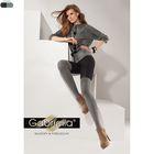 Колготки женские GABRIELLA ROXY 200 (grey/nero, 4)