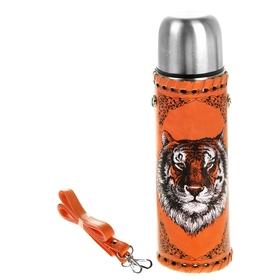 Термос «Тигр», 500 мл, время сохранения тепла 6 ч