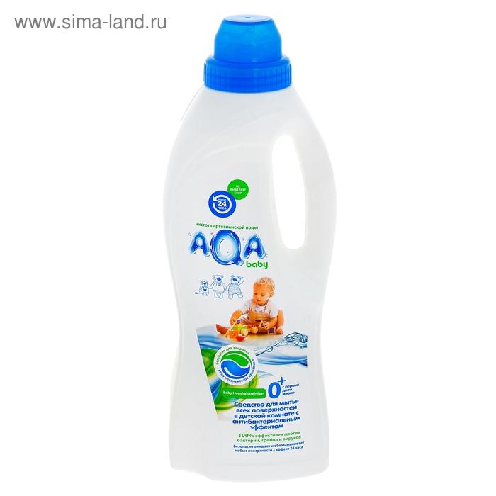 Средство для мытья поверхностей с антибактериальным эффектом, 1 л