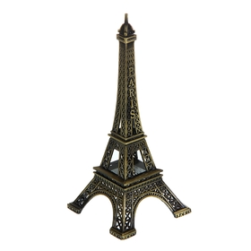 Сувенир металл 'Эйфелева башня' Ош