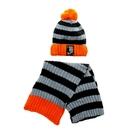 Комплект дет.зимний Астроном:шапка, шарф, объем головы 50-52см (3-4года) МИКС