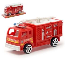 Машина инерционная «Пожарная охрана», МИКС