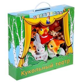 Кукольный театр «Зайкина избушка»