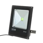 Прожектор светодиодный серия SLIM 50W, IP66, 4500Lm, ЗЕЛЕНЫЙ