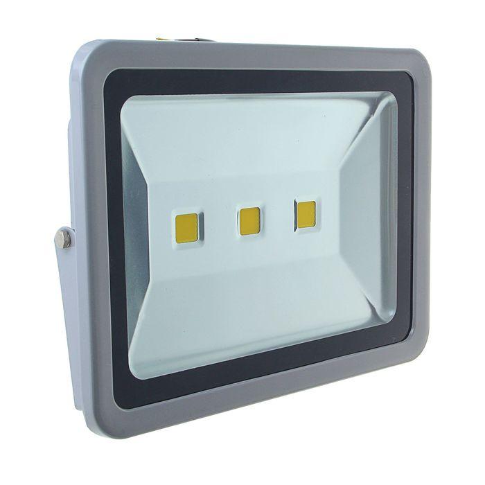 Прожектор светодиодный серия SLIM 150W, IP66, 13500Lm, 4000К БЕЛЫЙ ТЕПЛЫЙ