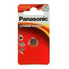 Батарейка литиевая Panasonic Power Cells, CR1220-1BL, блистер, 1 шт