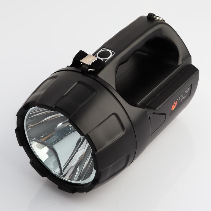 """Фонарь переносной """"Эксперт"""", 2 типа освещения, 4 АА, микс, 9х16.5 см"""