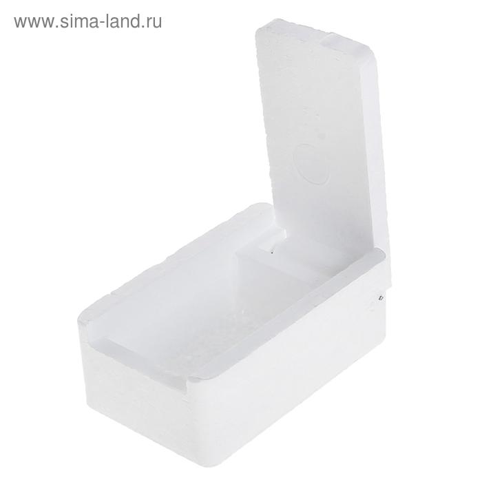 Мотыльница квадратная малая, размер 50*80*30 мм
