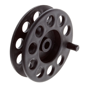 Spool for a vent, 60 mm.