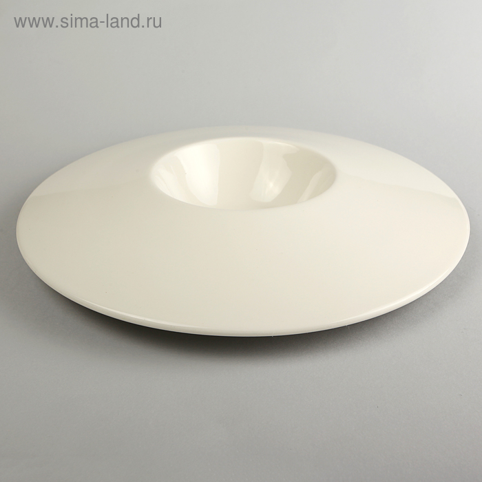 Тарелка для пасты, внешний d=31 см/внутренний d=12,5 cм
