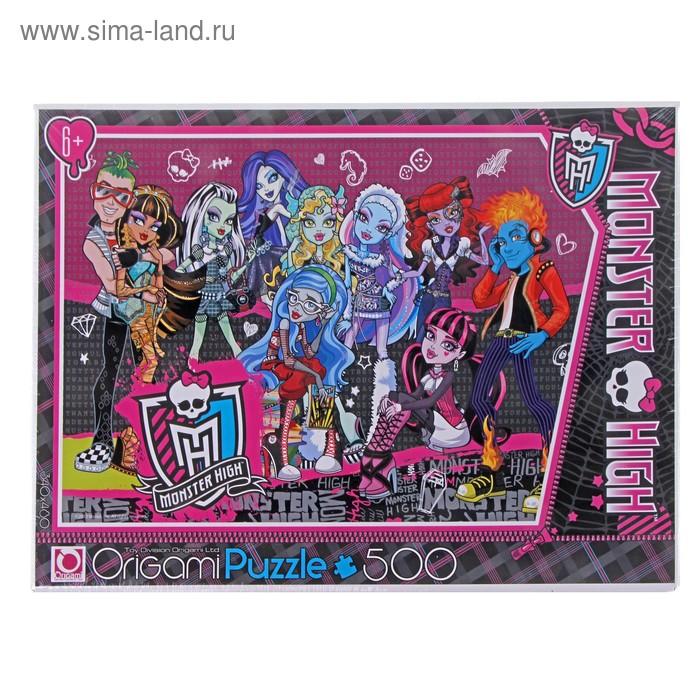 """Пазлы """"Monster High"""", 500 элементов"""