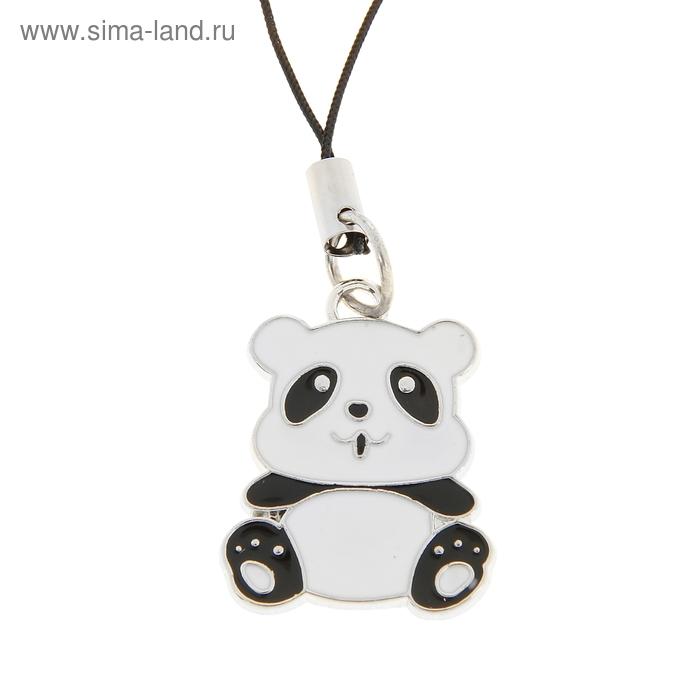"""Подвеска для телефона """"Панда"""""""