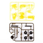 Пазл 3D кристаллический «Ретро машина», 54 детали, МИКС - фото 105595036