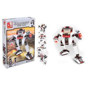 Конструктор «Робот трансформер», 139 деталей
