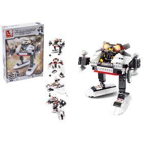 Конструктор «Робот трансформер», 108 деталей