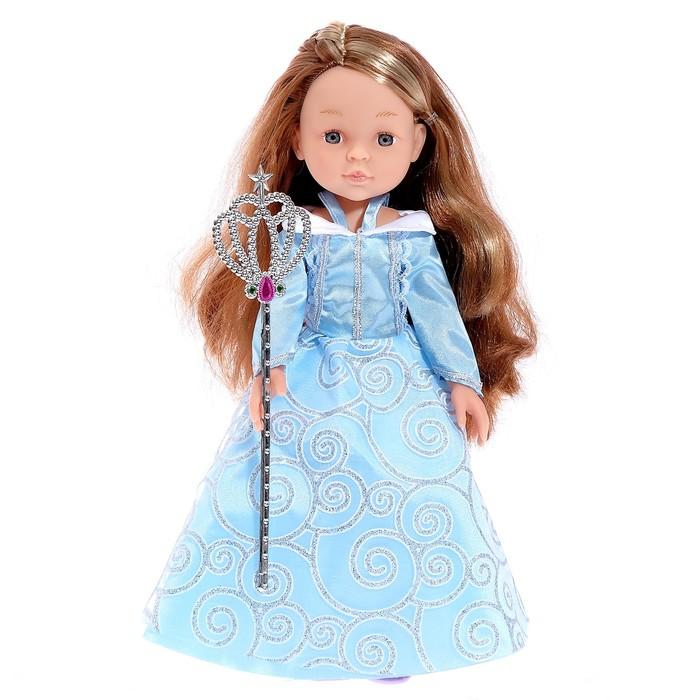 Кукла «Принцесса» с аксессуарами, высота 30 см, МИКС