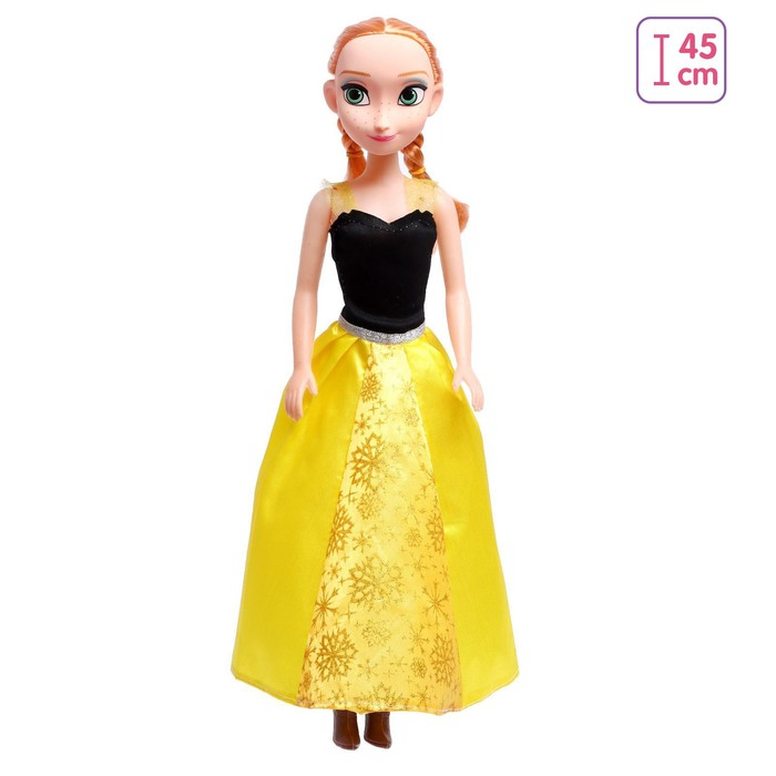 Музыкальная кукла «Сказочная принцесса», МИКС - фото 106535282
