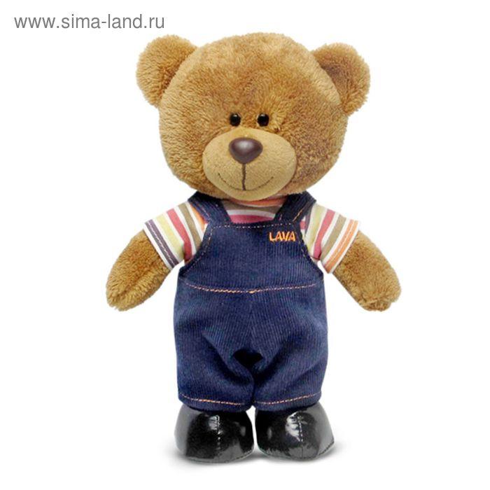 Мягкая игрушка «Медведь Оливер в вельветовых штанишках» музыкальная