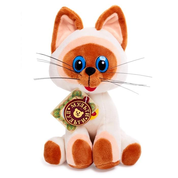 """Мягкая музыкальная игрушка """"Котёнок Гав"""", 23 см"""