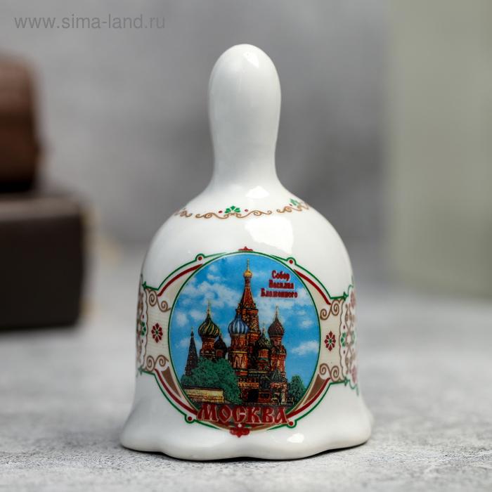 """Колокольчик """"Москва. Достопримечательности"""""""