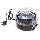 Световой прибор хрустальный шар диаметр 20 см с музыкой 20 х 22 х 12 V220 УЦЕНКА