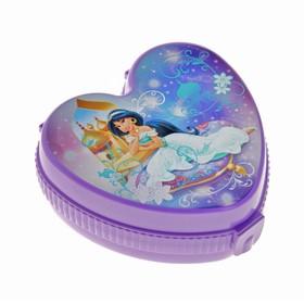 Шкатулка детская 'Жасмин', цвет фиолетовый Ош