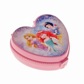 Шкатулка детская 'Принцессы', цвет розовый Ош