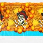 Набор бумажной посуды «Пират», 6 стаканов, 6 тарелок, 6 салфеток, 6 дудок, 6 ложек, скатерть - фото 951130
