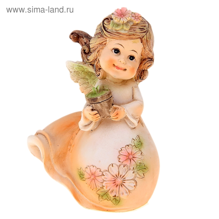 "Сувенир ""Феечка с цветами"" МИКС"